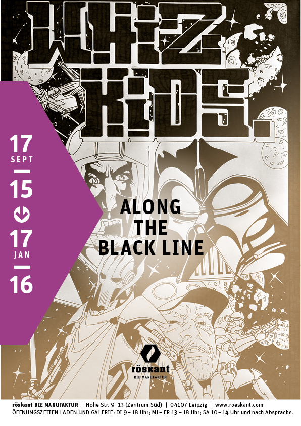 Whizkids - Along the Black Line