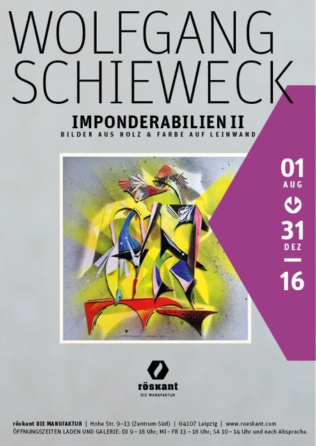 Wolfgang Schieweck - Imponderabilien II